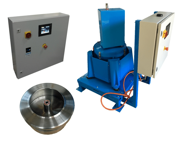 fully Automatic Oil centrifuges