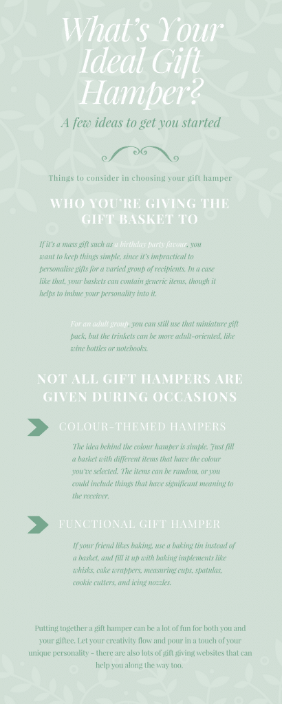 What's Your Ideal Gift Hamper
