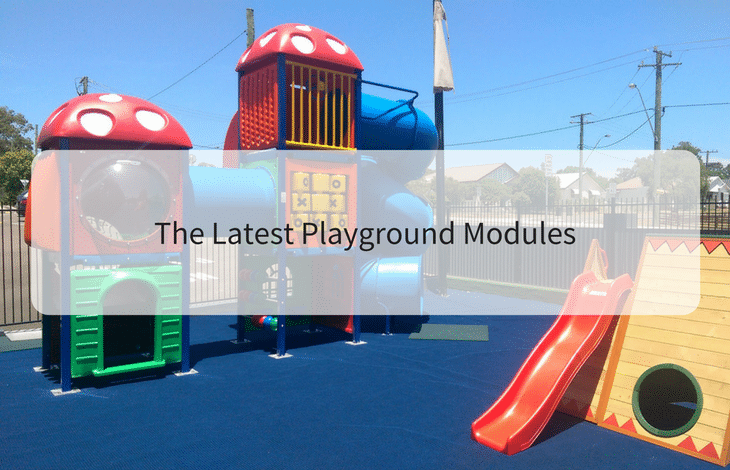 The Latest Playground Modules