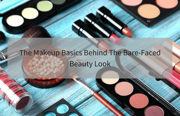 The Makeup Basics Behind The Bare-Faced Beauty Look