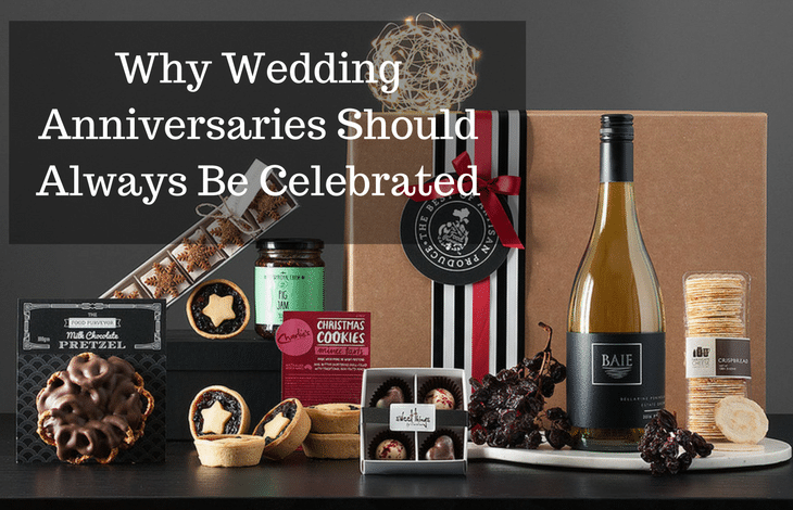 Why Wedding Anniversaries Should Always Be Celebrated With Gifts