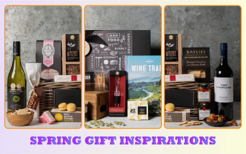 SPRING GIFT INSPIRATIONS