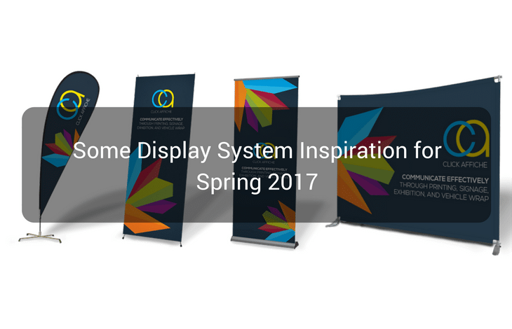 Some Display System Inspiration for Spring 2017