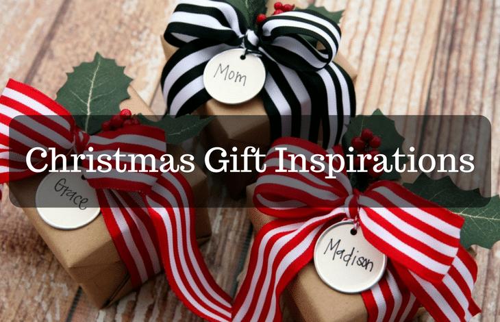 Christmas Gift Inspirations