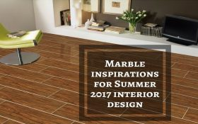Marble Inspirations For Summer