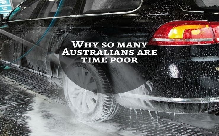 Australians Are Time Poor