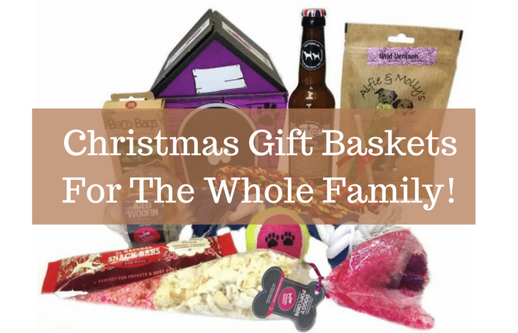 Christmas Gift Baskets For The Whole Family!