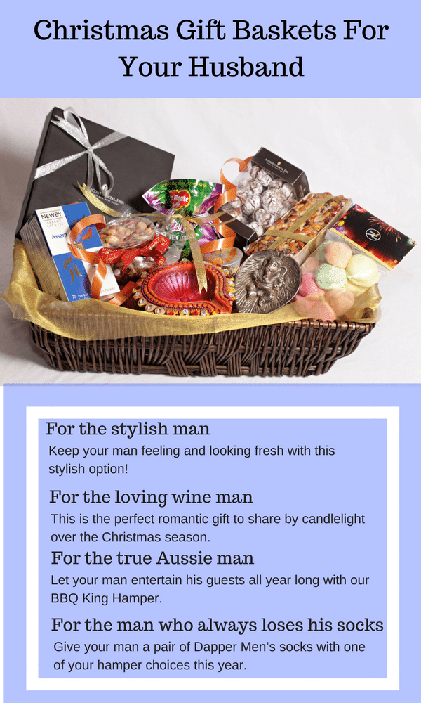 Christmas Gift Hampers For Your Husband