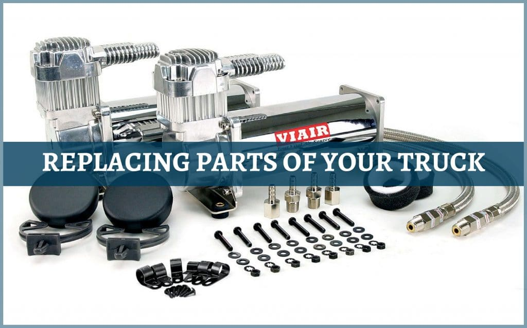 Replacing Parts of Your Truck Doesn't Have to Cost You an Arm and a Leg