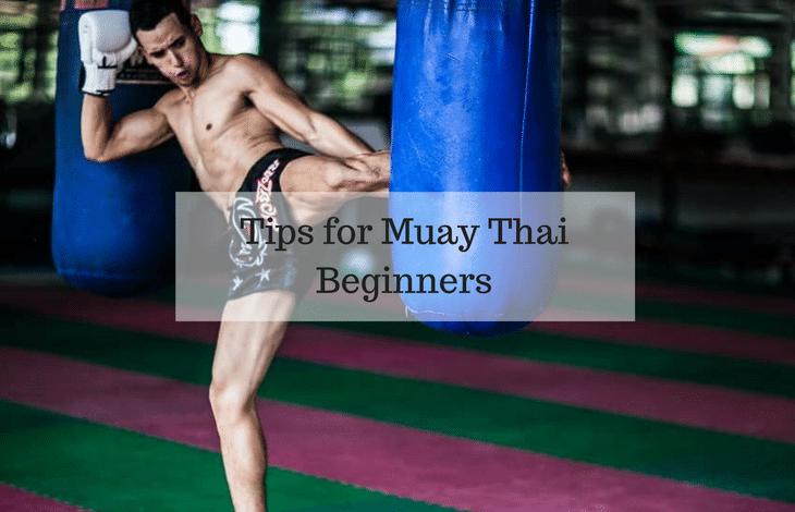 Tips for Muay Thai Beginners