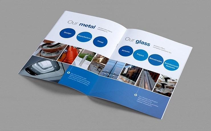 Brochure designer Sydney