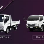 Mitsubishi vs Hino Trucks