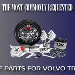 Spare Parts for Volvo Trucks