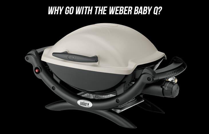 weber bbq q