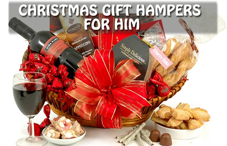 Gift Hampers for Him