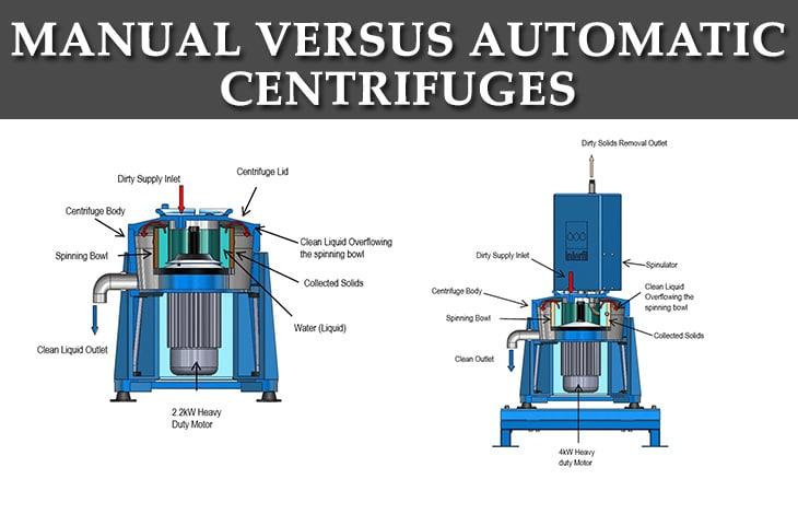 diesel centrifuge