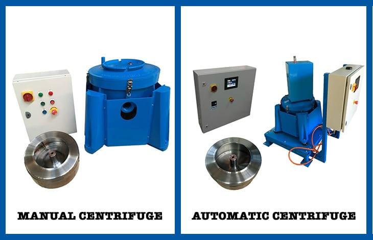 oil centrifuge