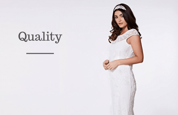 Quality Choose the right Vintage Wedding Dress
